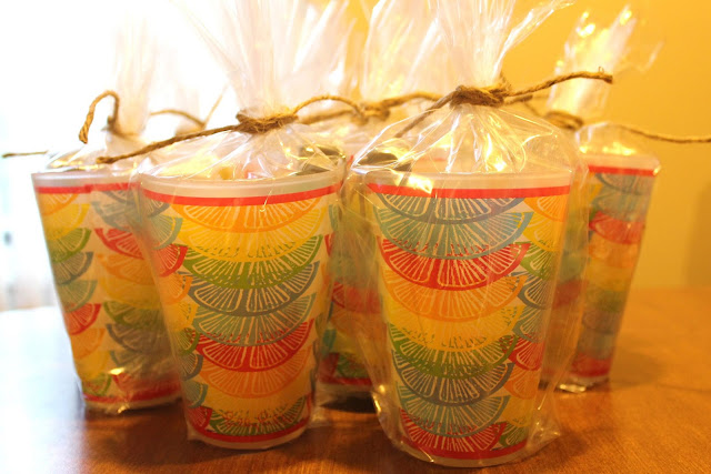 lilly pulitzer party favor birthday party