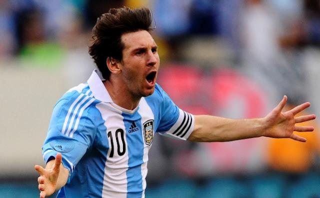 Messi Pics And Bio   Players Pics And Biography