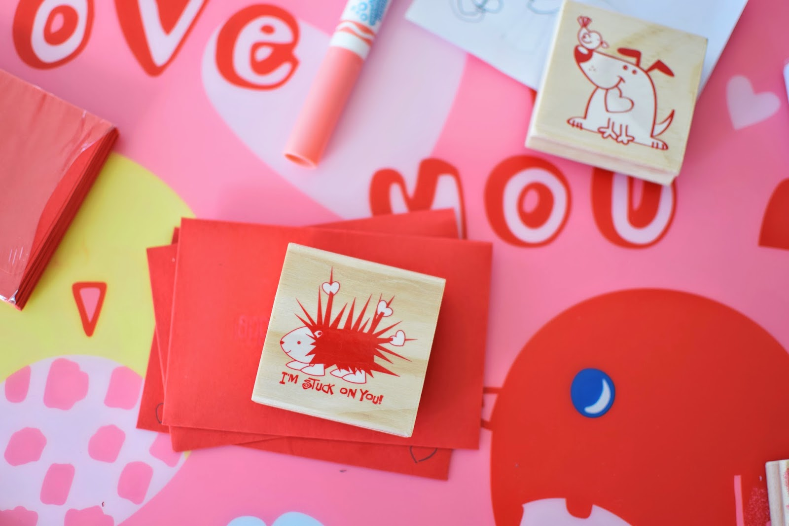 Making Valentine's Day Cards At Home