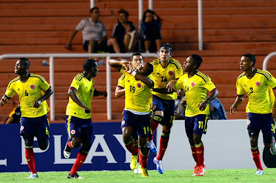 Resultado Colombia vs Ecuador – Sudamericano Sub-20