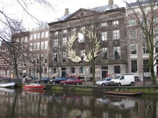 TrippenHuis en Amsterdam