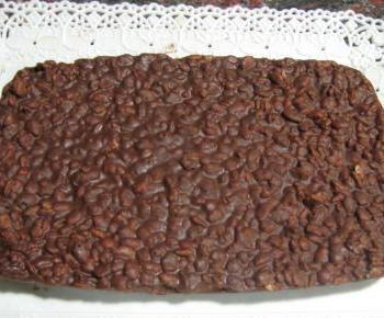 Cocinar con raquel pi itas de chocolate for Cocinar 6 tipos de arroz