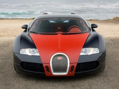 Bugatti Veyron Fbg par Hermes 2009