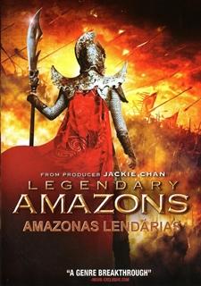 Amazonas Lendárias (Legendary Amazons) (2013) BD-Rip Dual Áudio Torrent