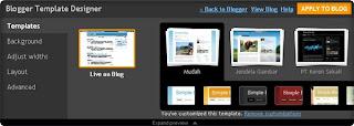 Mengganti Template Blog_1