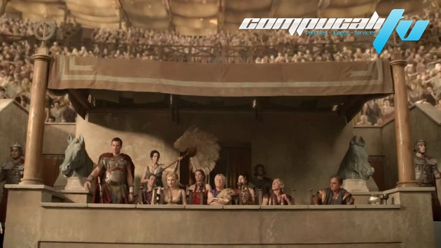 Spartacus: Blood and Sand Temporada 1 720p HD