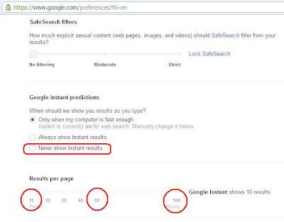 Mengatur Pencarian Google Otomatis
