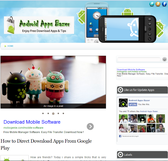 Best,Android Apps,Related,Responsive,Blogger,Template