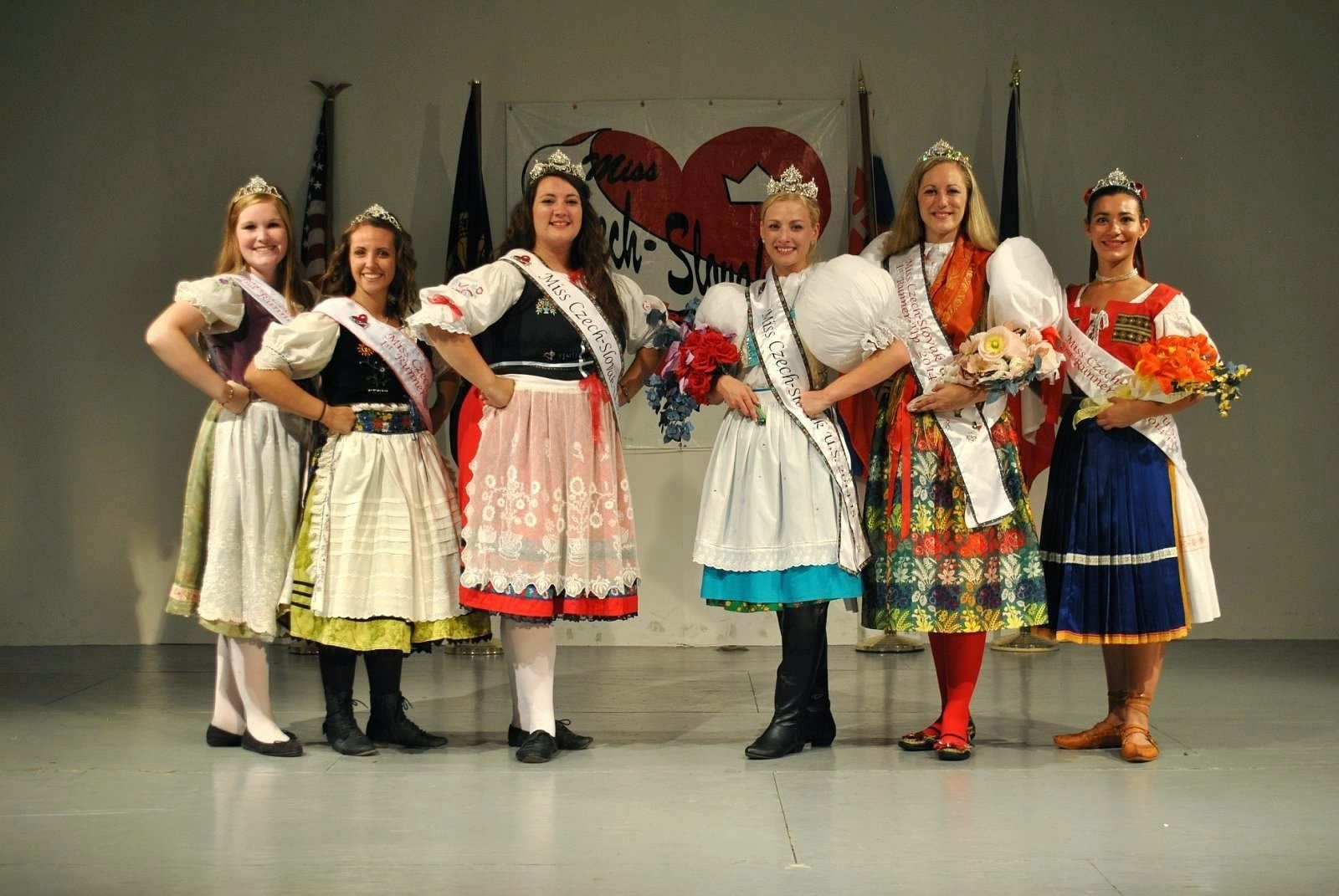 Miss Czech Slovak US Pageant