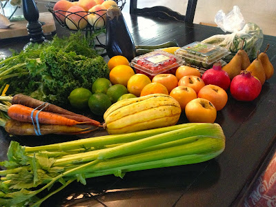 organic produce in central florida from SpaceGirl Organics