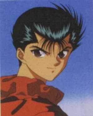 Speak anime and manga with morgan for Yusuke demon