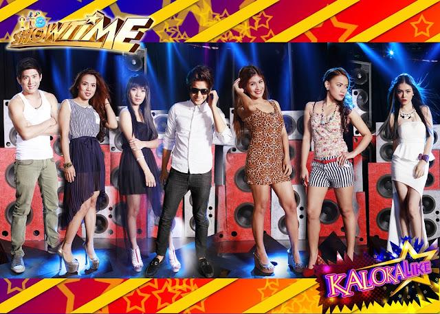 Kathryn Bernardo, Daniel Padilla, Valerie Concepcion, Maja Salvador