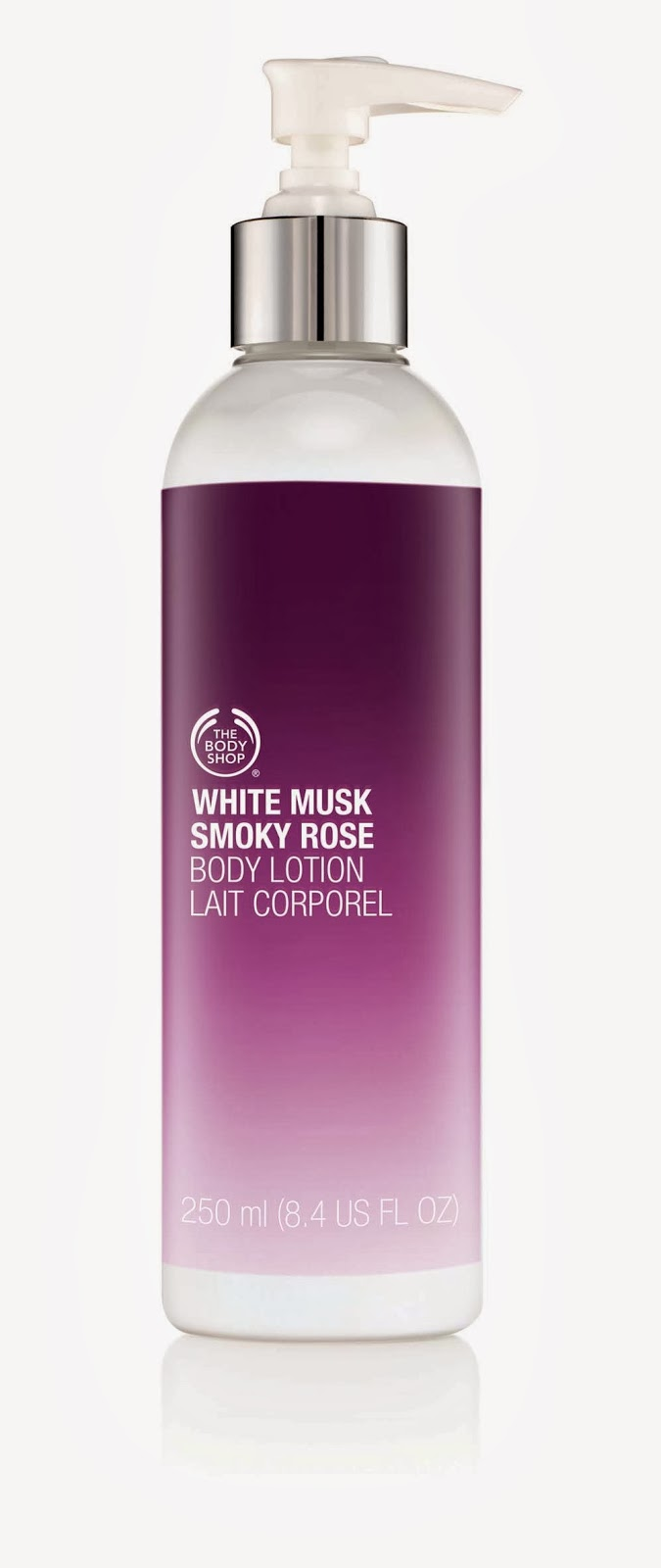 BODY LOTION WHITE MUSK SMOKY ROSE 250 ML – 1295