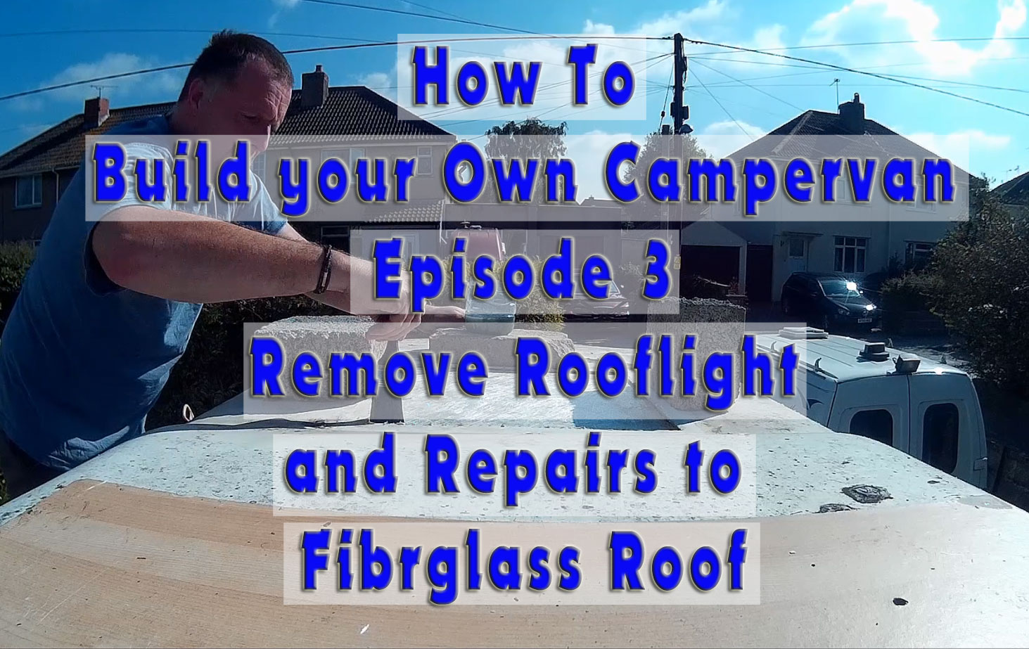 The self build camper blogger how to build your own for Build your own cupola