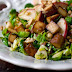 Shredded Brussels Sprouts and Apples Salad