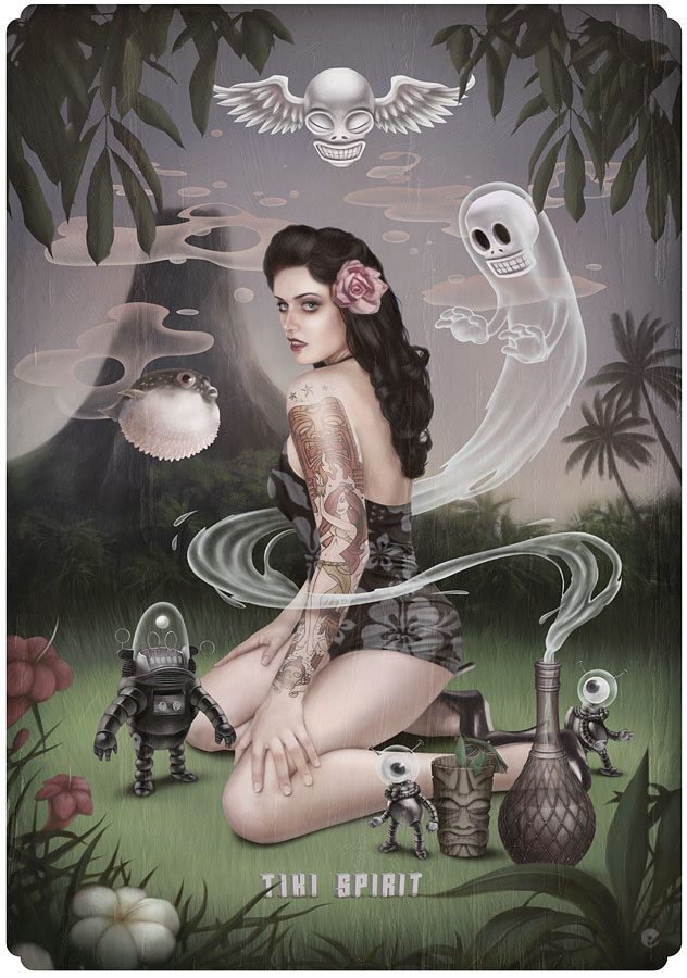 Tiki Goth cover image