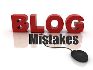 6 Errores de los bloggers
