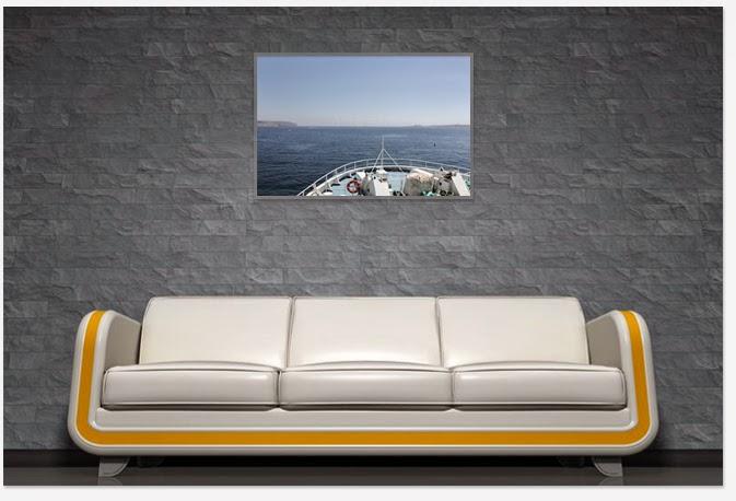 Interior decor with Vessel picture,Art photograph print,sale