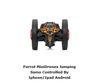 Parrot Jumping Sumo - Banggood Shop