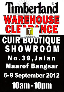 Timberland Warehouse Clearance 2012