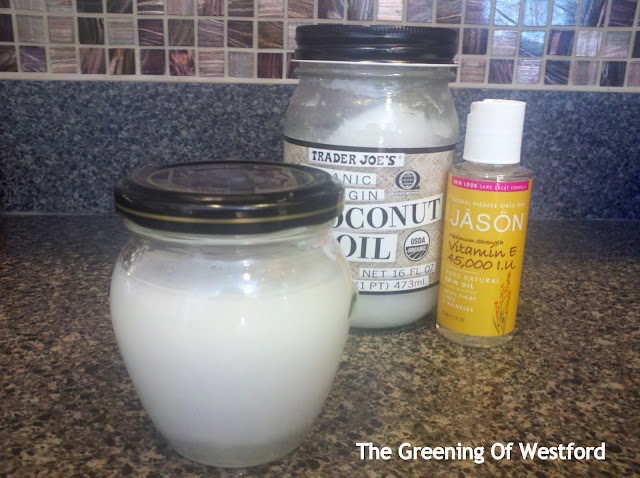 coconut oil beauty treatments