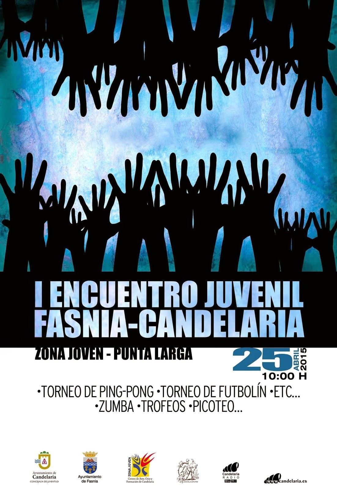 I ENCUENTRO JUVENIL FASNIA-CANDELARIA