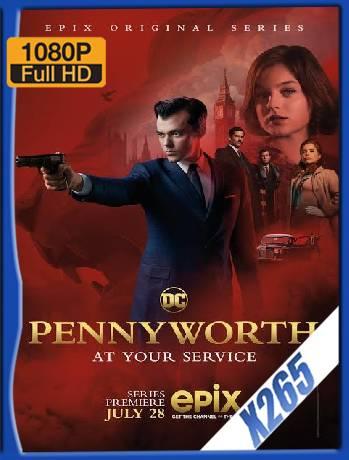 Pennyworth Temporada 1 (2019) x265 [1080p] [Latino] [GoogleDrive] [RangerRojo]