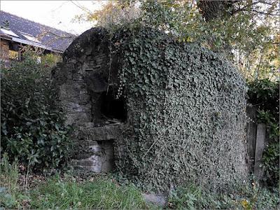Painfaut, à Avessac, le bout de la presqu'ile