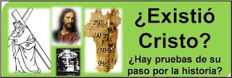 ¿Existió Cristo?