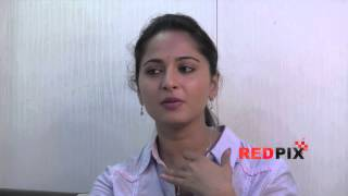 Actress Anushka Talks about Singam II