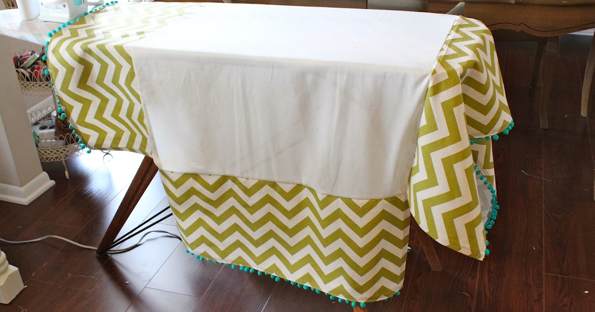 Our Nesting Ground Crib Skirt
