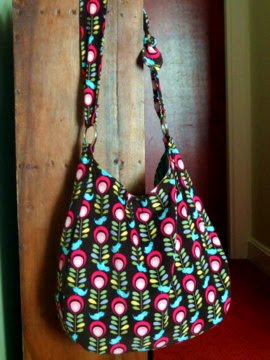 Free Hobo Purse Pattern : Bag Gloves Images: Free Hobo Bag Pattern