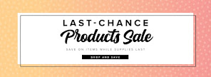 Last Chance Products Sale
