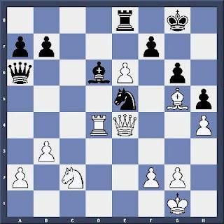 Echecs & Tactique : les Blancs jouent et gagnent en 3 coups - Niveau Moyen