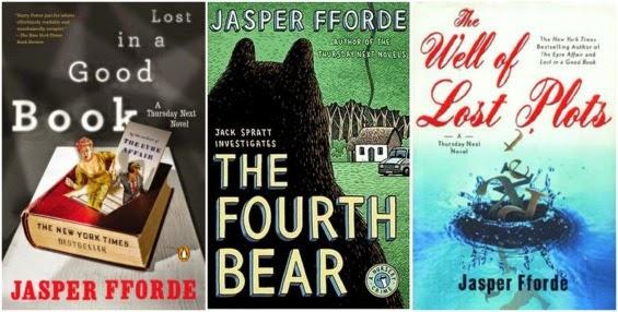 Jasper Fforde collection