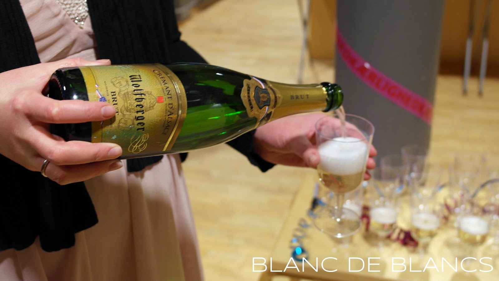 Wolfberger Crémant d'Alsace - www.blancdeblancs.fi