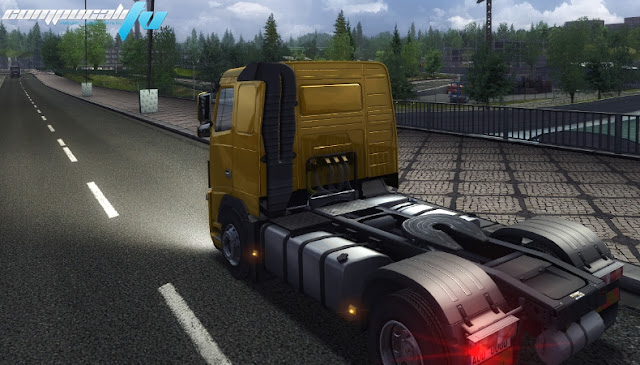 Euro Truck Simulator 2 PC Full Español Descargar 1 Link 2012