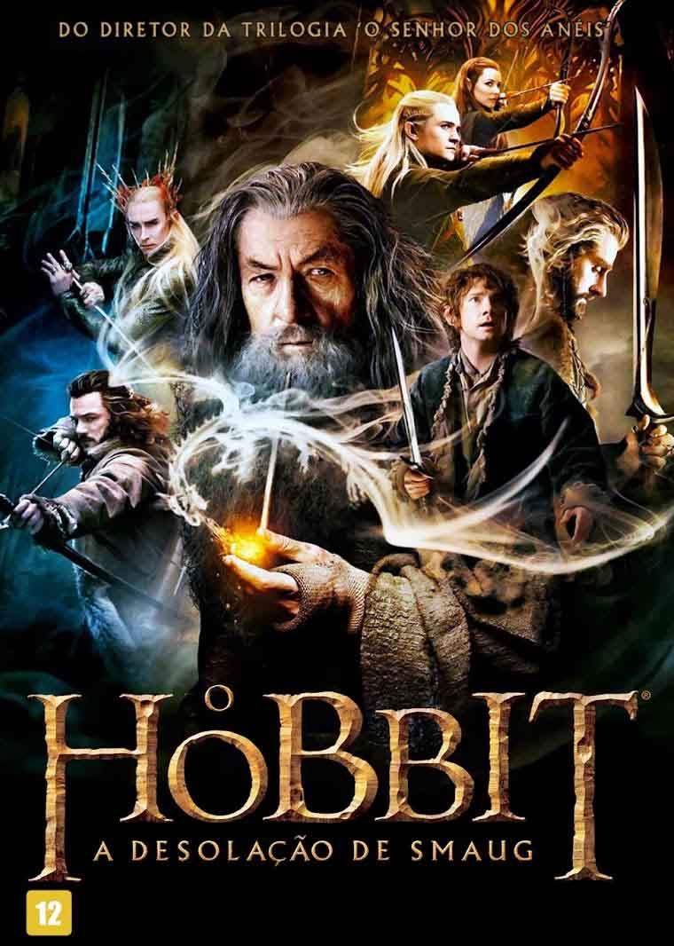 O Hobbit: A Desolação de Smaug Versão Estendida Torrent - Blu-ray Rip 720p e 1080p Dual Áudio (2014)