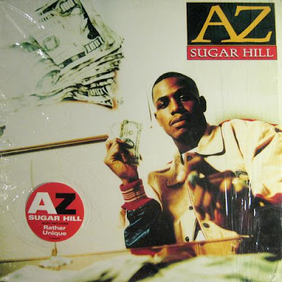 AZ – Sugar Hill / Rather Unique (VLS) (1995) (320 kbps)
