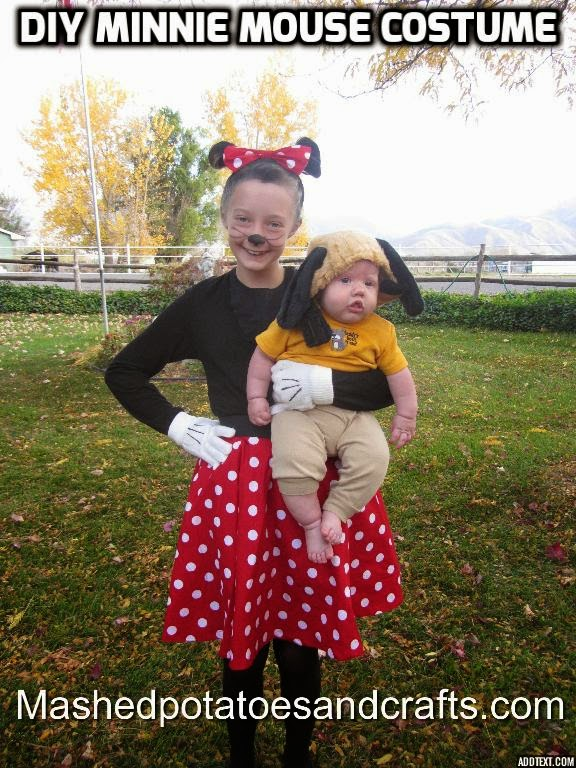 http://www.mashedpotatoesandcrafts.com/2014/10/diy-minnie-mouse-costume.html