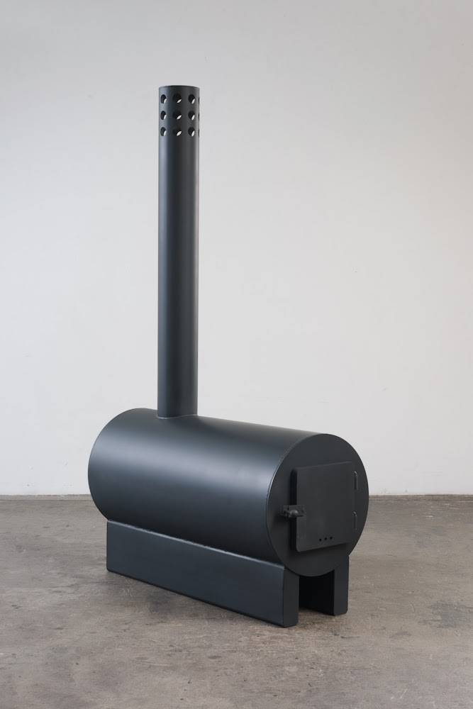 Stove 3, 2013 by Sterling Ruby