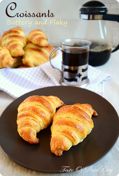 ... flaky croissants recipe flaky croissant quirky flaky soft croissants