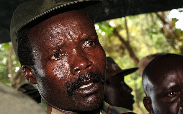 Joseph Kony pode estar em más condições de saúde
