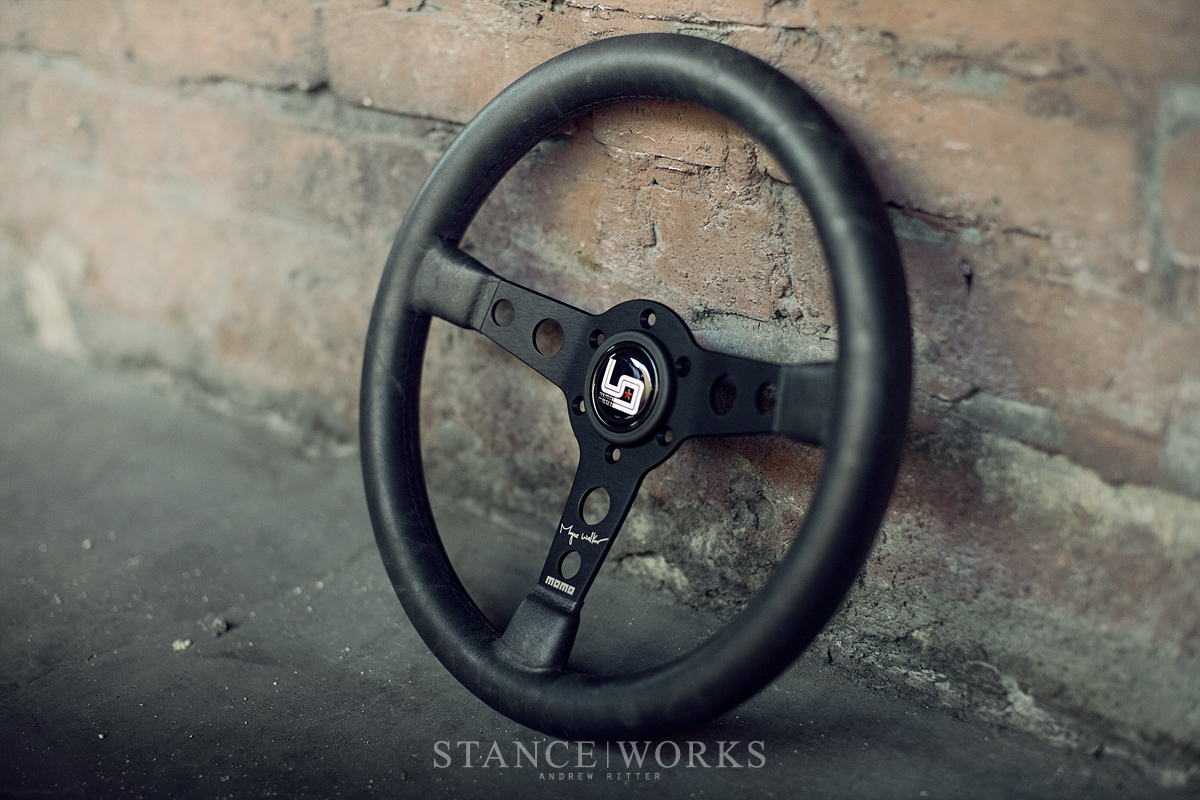 Magnuswalker911 Momo Signature Steering Wheel