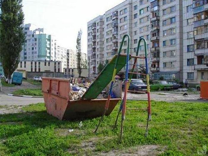 Такое возможно только в России (21 фото)