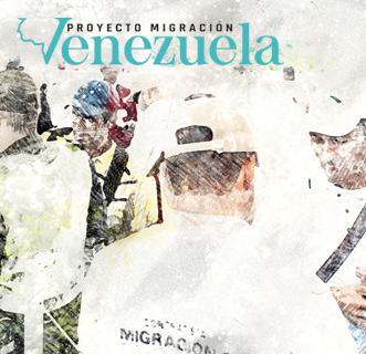PROYECTO MIGRACIÓN VENEZUELA