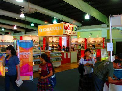 Feria del libro de Guatemala, FILGUA 2012