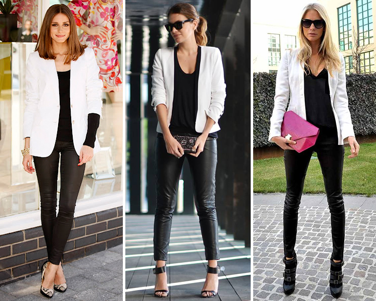 En Is The Blazer La El Del Chaqueta New Blanco Verano Color Zara gqqzXOxwBp
