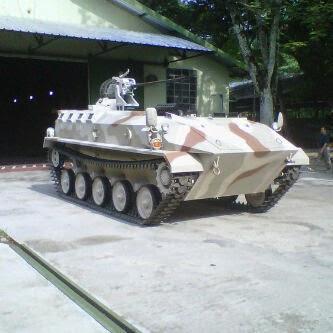Prototipe Tank Buatan Pindad