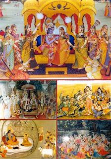 Старая и новая живопись Индии